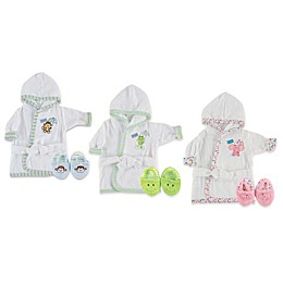 Baby Vision® Luvable Friends® Bathrobe and Slippers