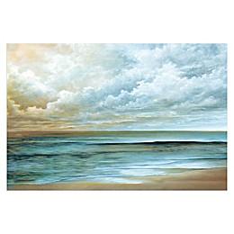 Away At Sea Canvas Wall Art