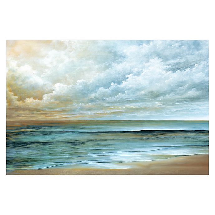 Alternate image 1 for Away At Sea Canvas Wall Art