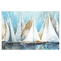 Sail Away Canvas Wall Art