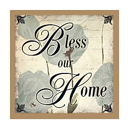 Home Blessing Canvas Wall Art