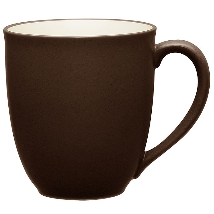 Alternate image 1 for Noritake® Colorwave Extra Large Mug in Chocolate