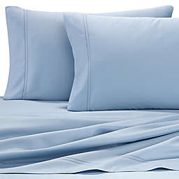 Frette At Home Tiber King Sheet Set in Light Blue