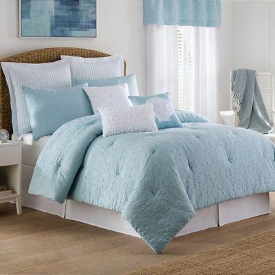 Coastal Life Luxe Sonoma Comforter Set Bed Bath BeyondWhite Coastal Bedding