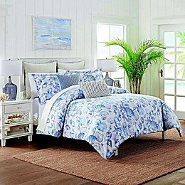 Coastal Living Sea Drift 3-Piece Comforter Set