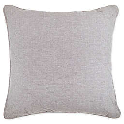 Wamsutta® Kenton European Pillow Sham in Grey