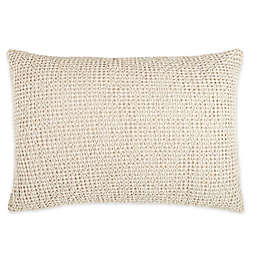 Wamsutta® Sutton Oblong Throw Pillow in Taupe