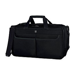 Victorinox® WERKS 5.0 20-Inch Laptop Cargo Duffle Bag in Black
