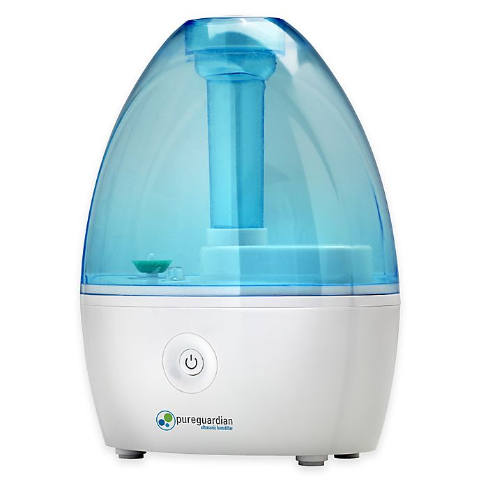 Alternate image 1 for PureGuardian® 14-Hour Cool Mist Ultrasonic Humidifier