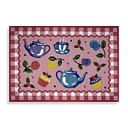 Fun Rugs™ Tea Party Rug
