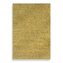 Fun Rugs™ Shag 3-Foot 3-Inch x 4-Foot 10-Inch Area Rug in Yellow