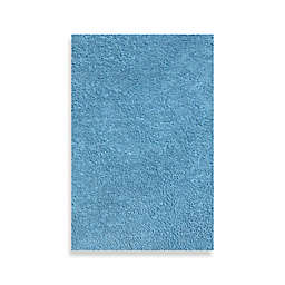Fun Rugs™ Shag 4-Foot 3-Inch x 6-Foot 6-Inch Area Rug in Light Blue