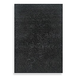 Fun Rugs™ Shag Area Rug in Black