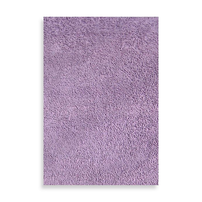 Alternate image 1 for Fun Rugs™ Chenille Cotton Shag Rug