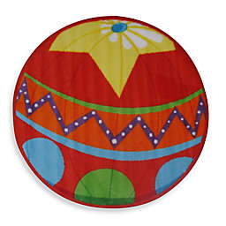 Fun Rugs™ Circus Ball 3-Foot 3-Inch Round Rug