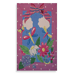 Fun Rugs® Spring Time 3-Foot 3-Inch x 4-Foot 10-Inch Accent Rug