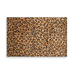 Fun Rugs® Leopard Skin 5-Foot x 7-Foot 3-Inch Area Rug