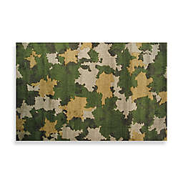 Fun Rugs™ 3-Foot 3-Inch x 4-Foot 10-Inch Camouflage Area Rug