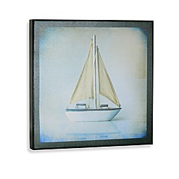 Sailboat I Gallery Wrapped Canvas Wall Art