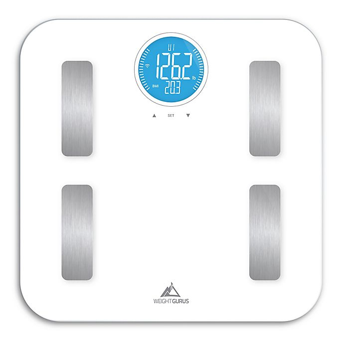 Weight GURUS® WiFi Smart Body Composition Scale | Bed Bath & Beyond