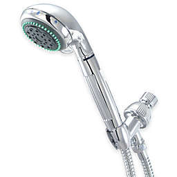 5-Spray Adjustable Personal Handheld Handshower in Chrome