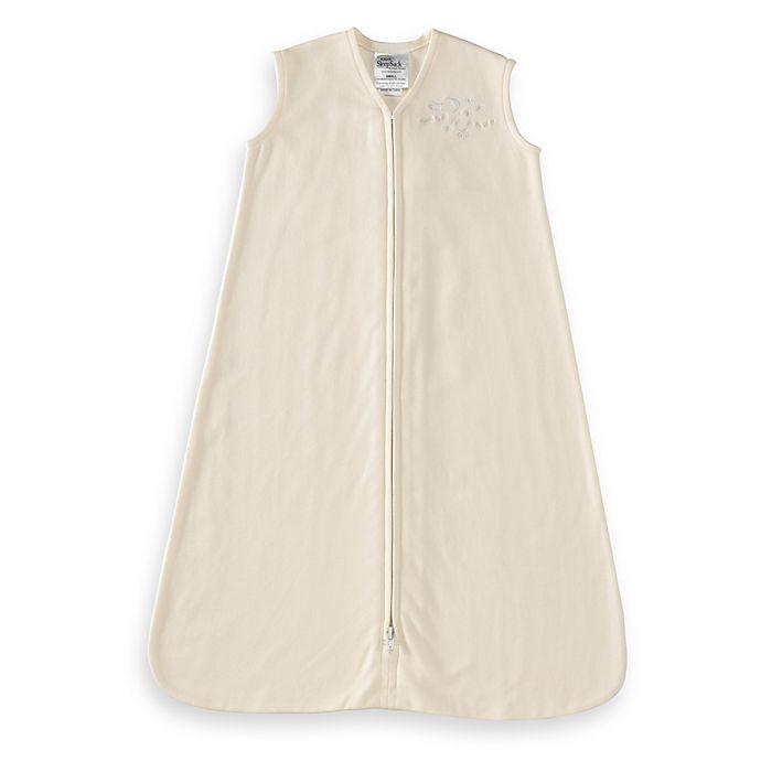 Alternate image 1 for HALO® SleepSack® Medium Cotton Wearable Blanket in Cream