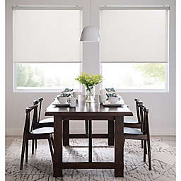 Real Simple® Cordless 12% Open Solar Roller Shade