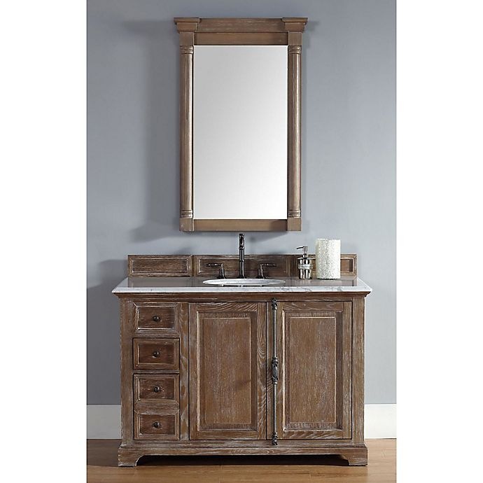 Alternate image 1 for James Martin Furniture Providence Single Vanity in Driftwood without Countertop