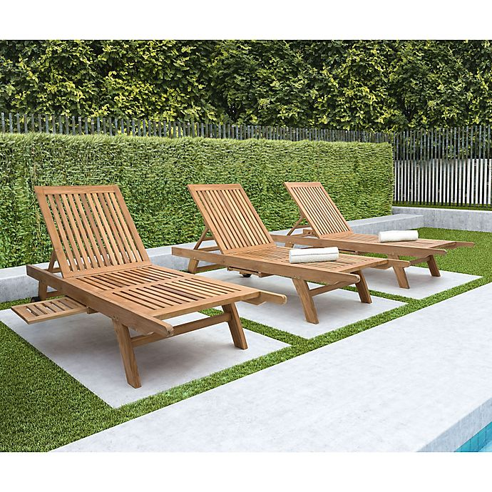 Zuo Modern Patio Furniture.Zuo Modern Starboard Outdoor Furniture With Natural Finish Bed