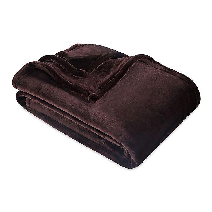Alternate image 1 for VelvetLoft® Berkshire Throw Blanket