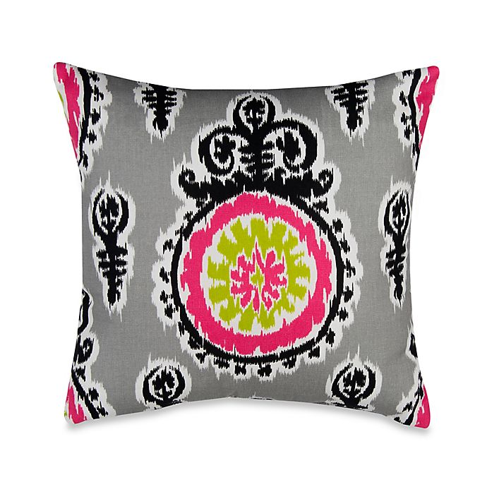 Alternate image 1 for Glenna Jean Pippin Square Throw Pillow