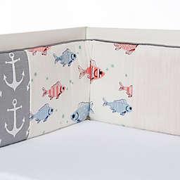 Glenna Jean Fish Tales Crib Bumper