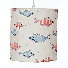 Glenna Jean Fish Tales Hanging Drum Shade Kit