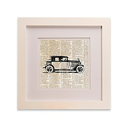 Glenna Jean Traffic Jam Roadster Framed Wall Art