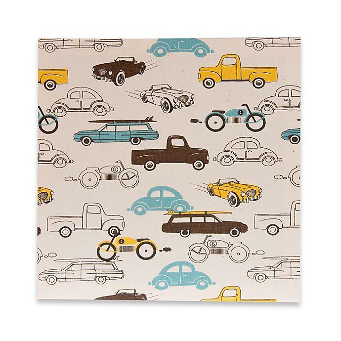 Alternate image 1 for Glenna Jean Traffic Jam Cars Canvas Wall Art