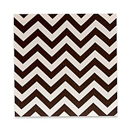 Glenna Jean Traffic Jam Chevron Canvas Wall Art