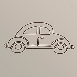 Glenna Jean Traffic Jam Car Wall Decal