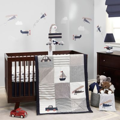 Lambs Amp Ivy 174 Evan Crib Bedding Collection Bed Bath And