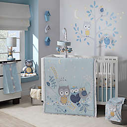 Lambs & Ivy® Night Owl Crib Bedding Collection