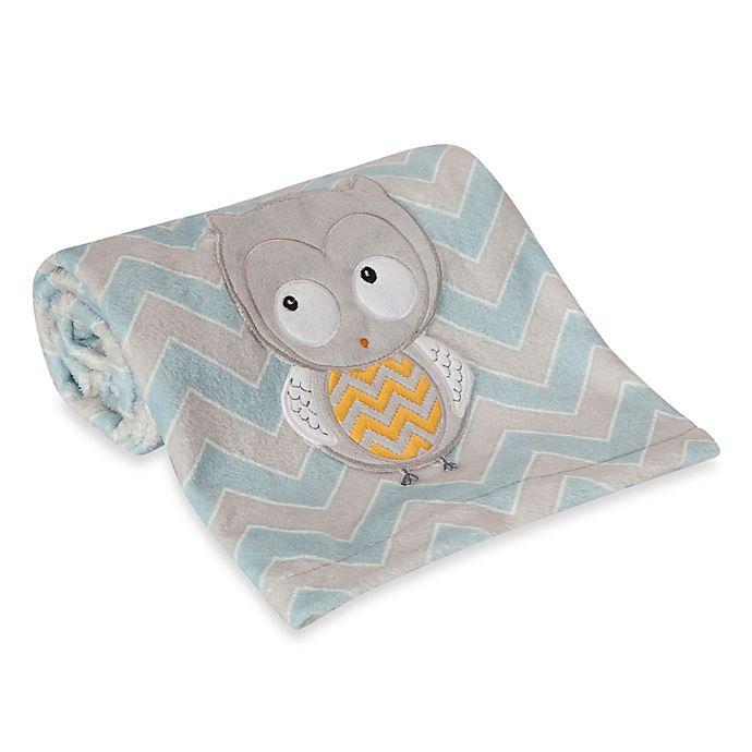 Alternate image 1 for Lambs & Ivy® Night Owl Blanket