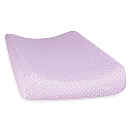 Trend Lab® Orchid Bloom Dot Changing Pad Cover
