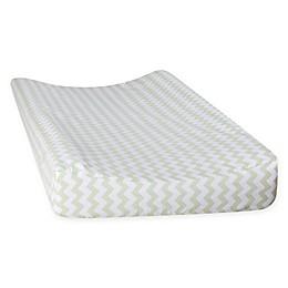 Trend Lab® Sea Foam Chevron Changing Pad Cover