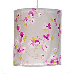 Glenna Jean Blossom Floral Hanging Drum Shade Kit