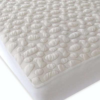 Forty Winks™ Pebble-Puff™ Organic Cotton Mattress Pad