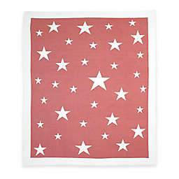 Weegoamigo Stellar Cotton Knit Baby Blanket