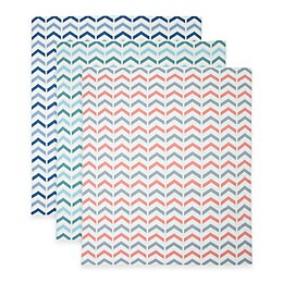 Weegoamigo Ziggy Cotton Knit Baby Blanket