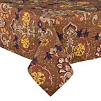 Jessica 60-Inch x 120-Inch Laminated Oblong Tablecloth