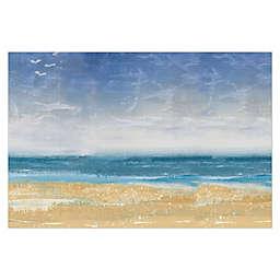 Pied Piper Creative Ocean View 48-Inch x 32-Inch Canvas Wall Art