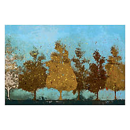 Pied Piper Creative Speckled Escape 36-Inch x 24-Inch Canvas Wall Art