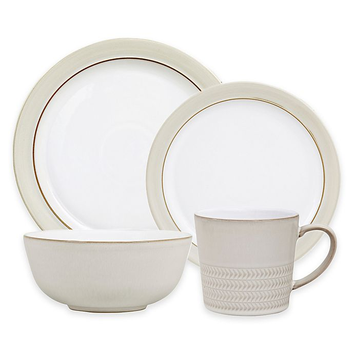 Alternate image 1 for Denby Natural Canvas Dinnerware Collection